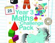 Year 3 Maths Challenge Pack