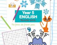 Y5 English booster pack