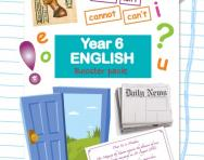 Y6 English booster pack