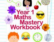 Year 1 Maths Mastery Workbook