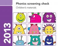 Y1 phonics screening check 2013 past paper