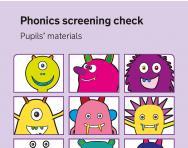 Y1 phonics screening check 2016 past paper