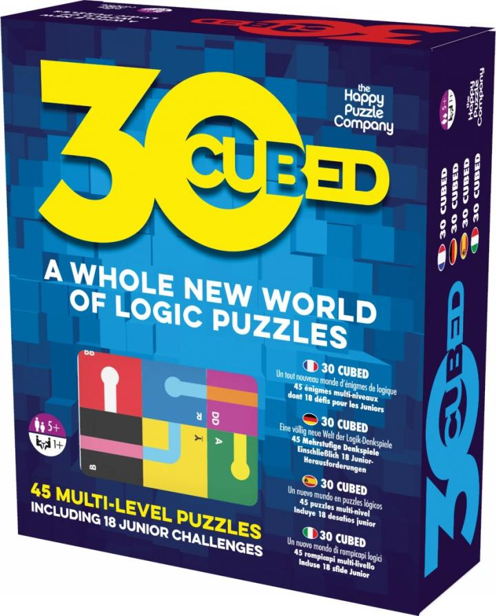 30 Cubed, The Happy Puzzle Company