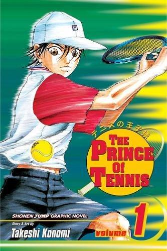 The Prince of Tennis Vol 1 by Takeshi Konomi