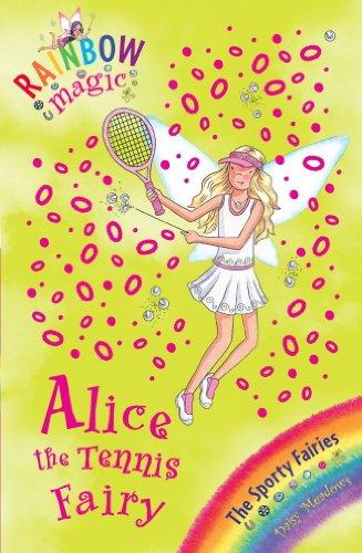 Alice the Tennis Fairy by Daisy Meadows