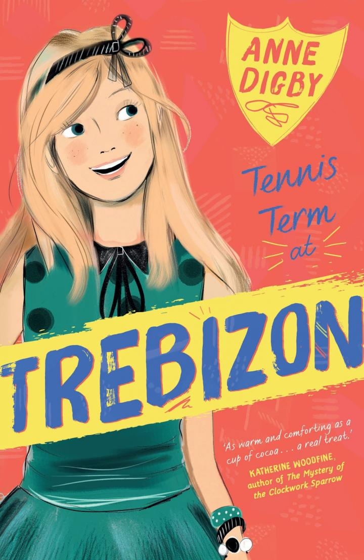 Tennis Term at Trebizon by Anne Digby