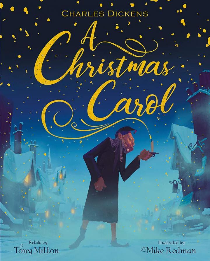A Christmas Carol by Tony Mitton