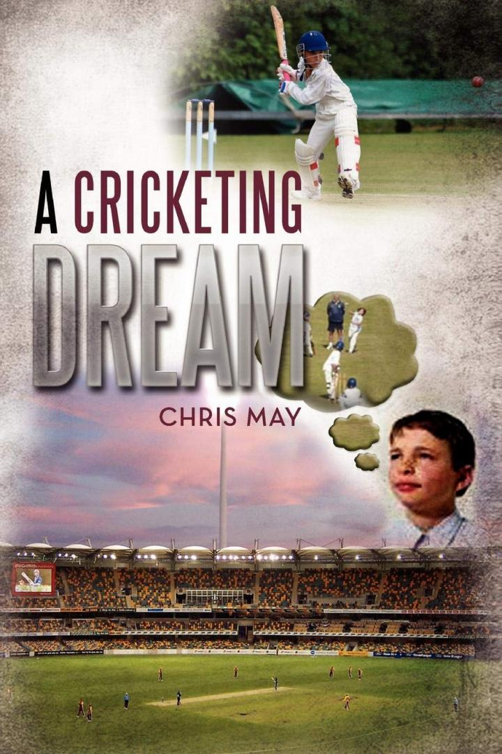 A Cricketing Dream by Chris May