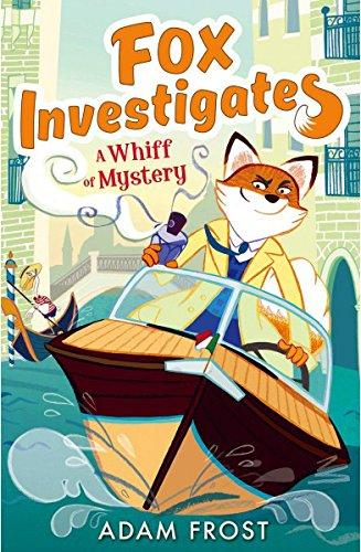 Fox Investigates: A Whiff of Mystery by Adam Frost