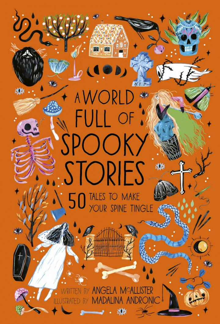 A World Full of Spooky Stories