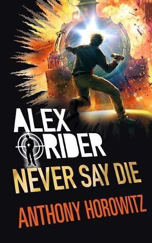 Alex Rider: Never Say Die