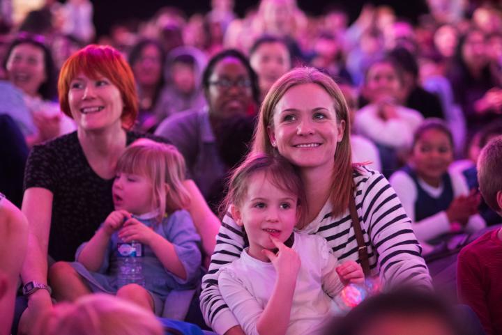 Southbank Imagine Festival © Alice Boagey