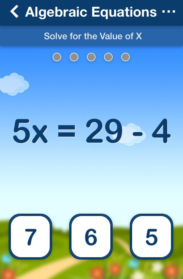All Simple Math app