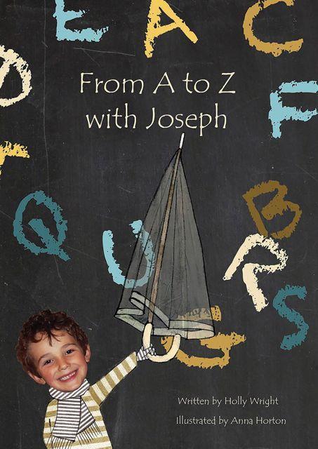 Personalised alphabet book
