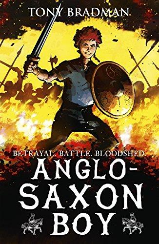 Anglo-Saxon Boy by Tony Bradman