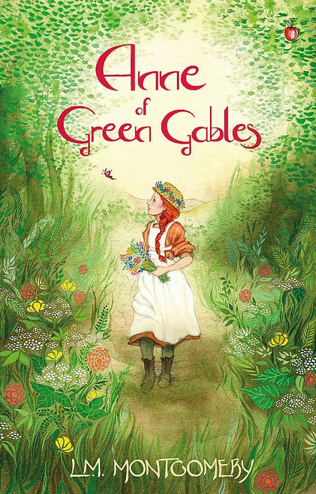 Anne of Green Gables by Lucy Maud Montgomery