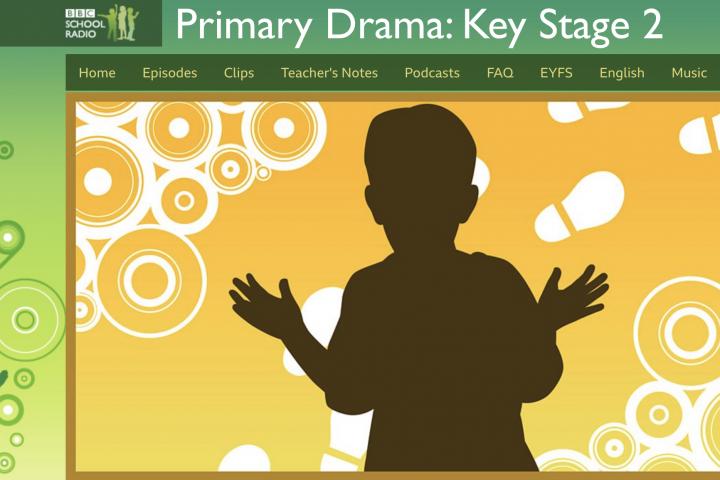 BBC School Radio Primary Drama