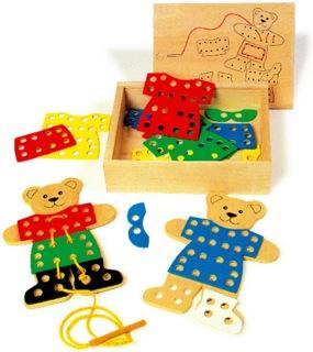 Bears Threading Game