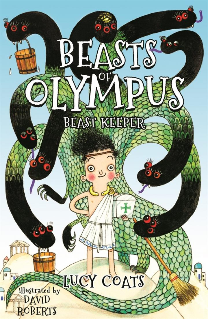 Beast Keeper: Beasts of Olympus by Lucy Coats