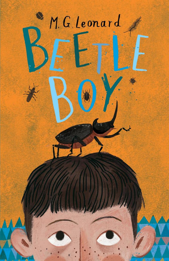 Beetle Boy by M. G. Leonard