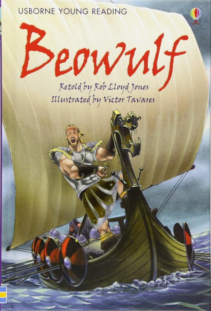 Beowulf by Rob Lloyd Jones