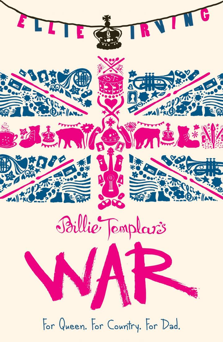 Billie Templar's War by Ellie Irving