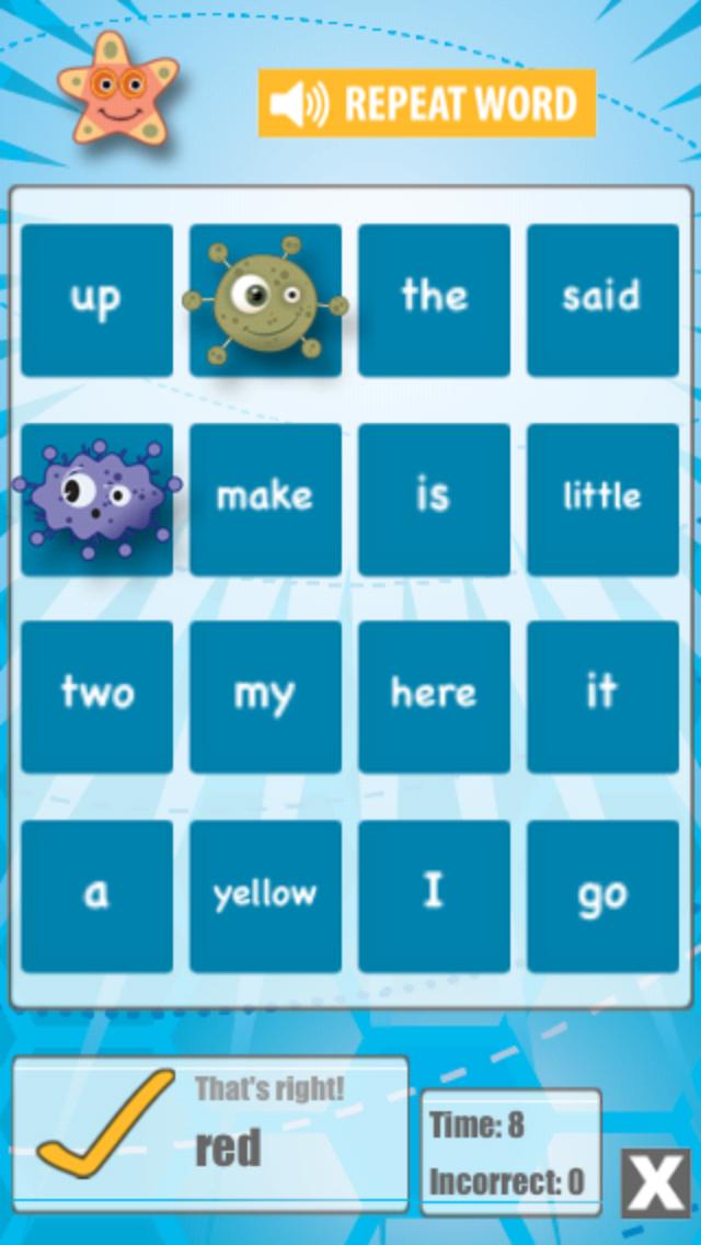Word BINGO! app