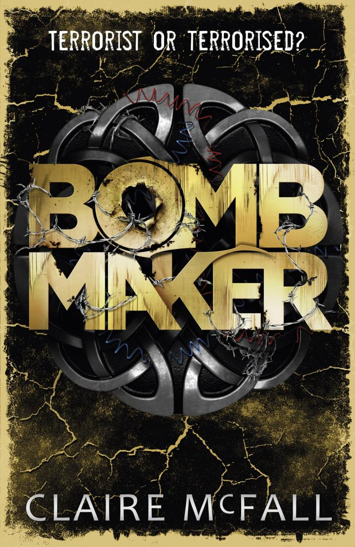 Bombmaker by Claire McFall