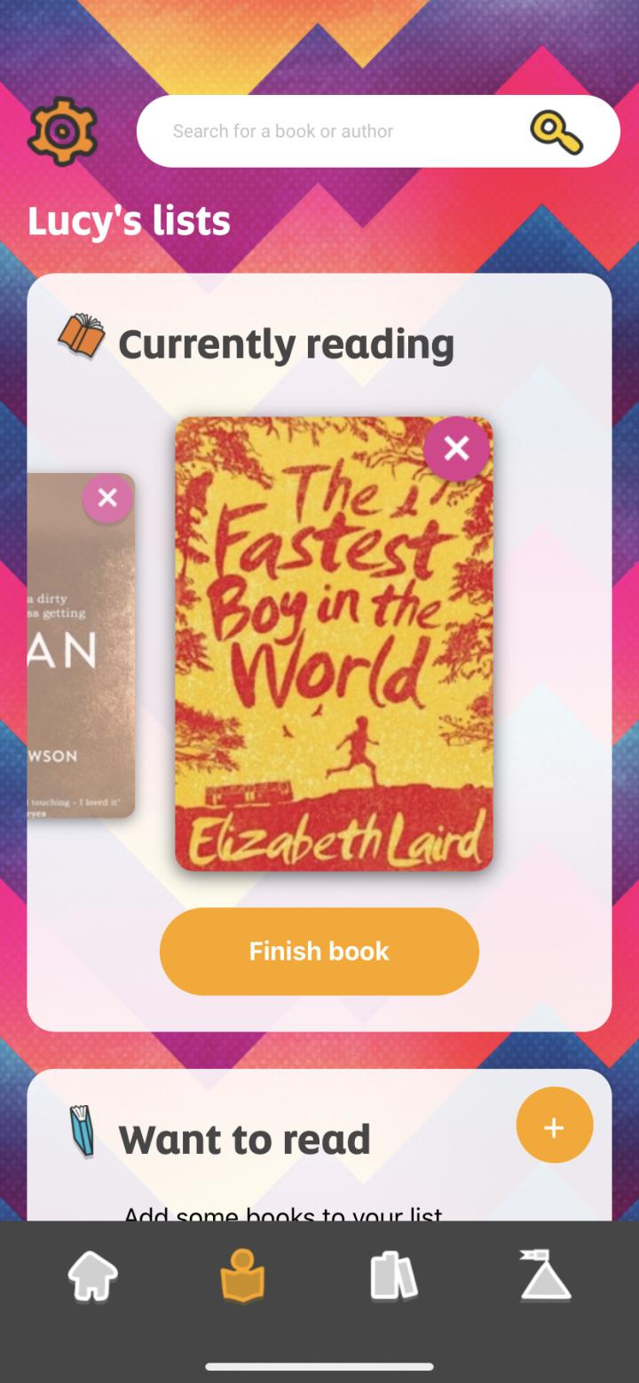 BookZilla app