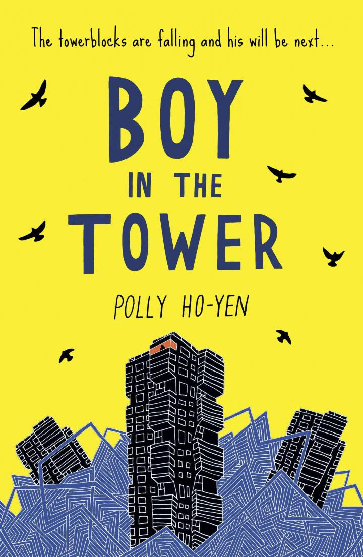 Boy in the Tower by Polly Ho-Yen