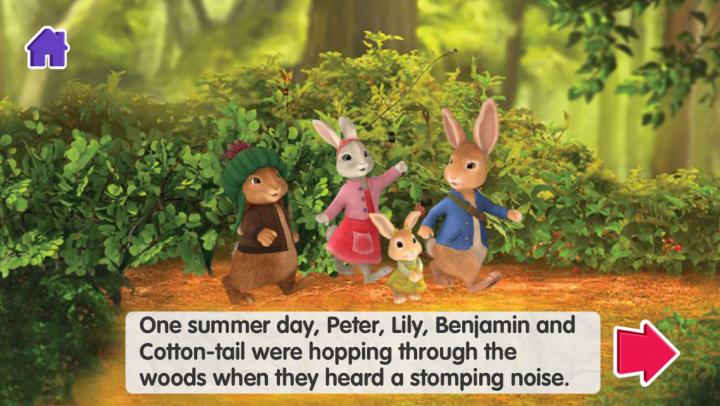 CBeebies Storytime app