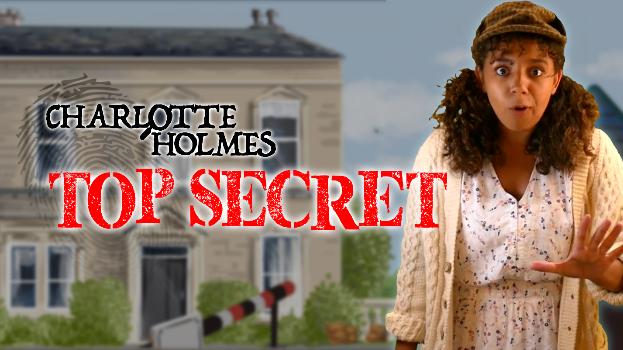 Charlotte Holmes Top Secret