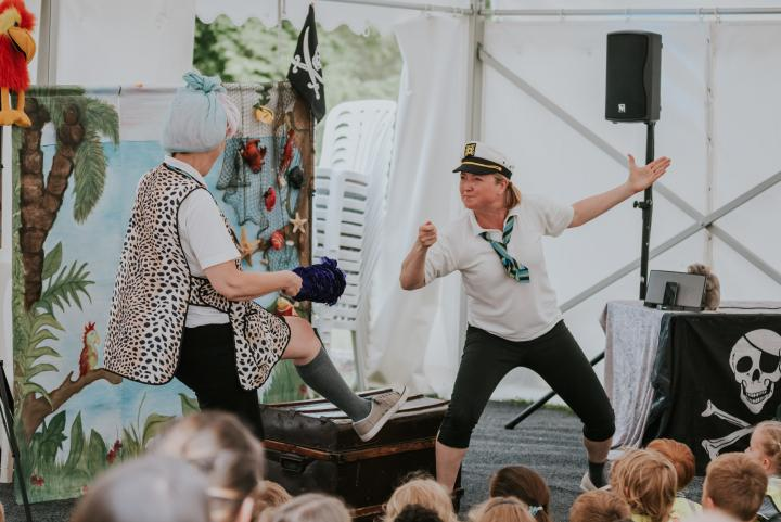 Chiddingstone Literary Festival