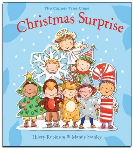 Christmas Surprise by Hilary Robinson