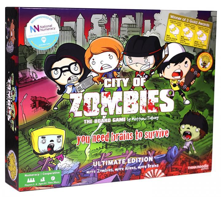 City of Zombies