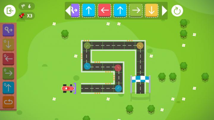Code Karts app