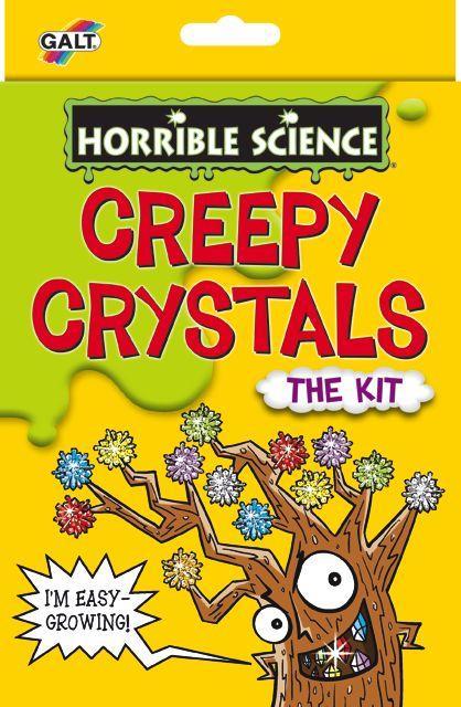 Creepy Crystals