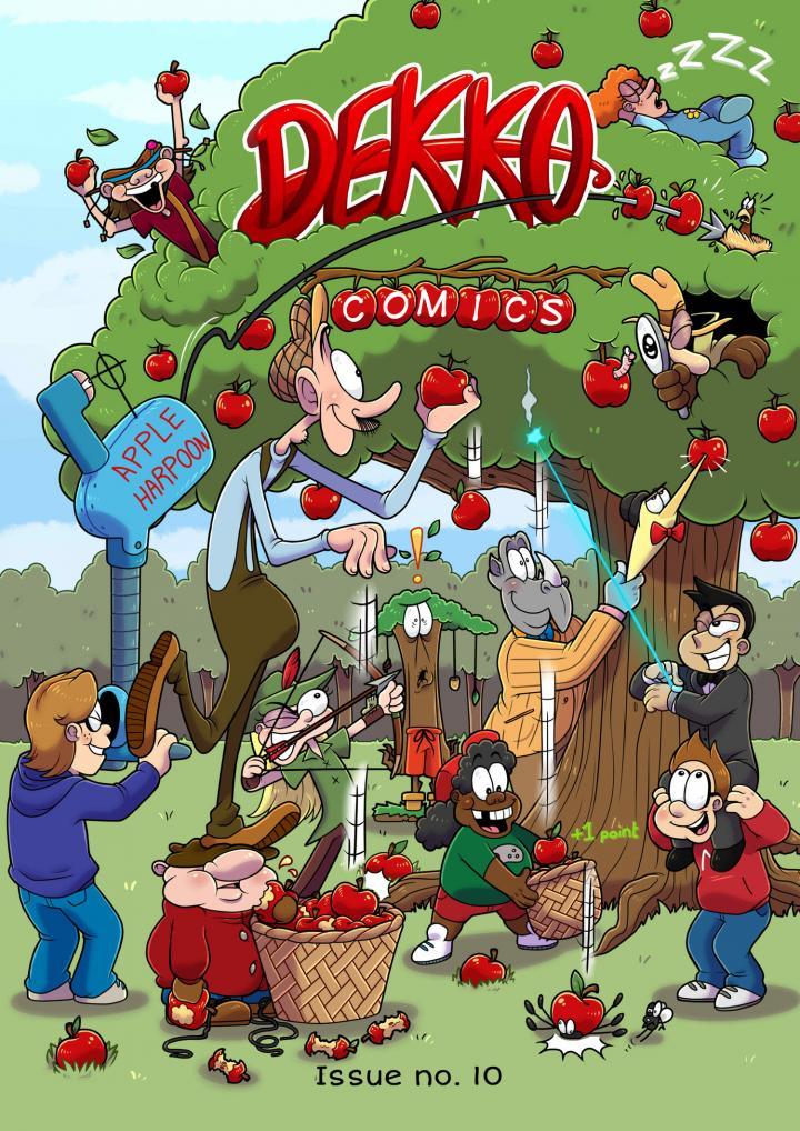 Dekko Comics