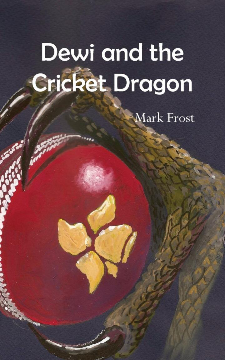 Dewi and the Cricket Dragon by Mark Frost