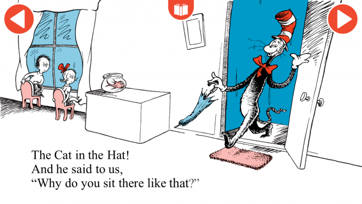The Cat in the Hat: Read & Learn with Dr Seuss