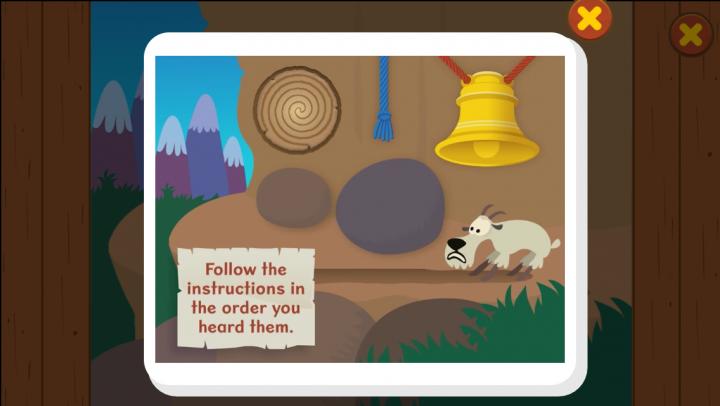 Dyslexia Quest app