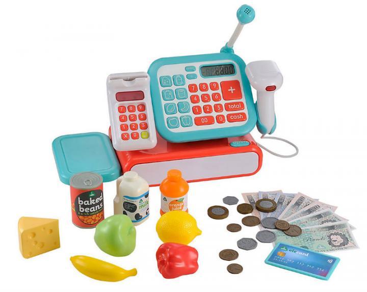 ELC Electronic Cash Register & Scanner