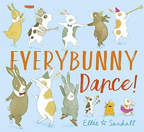 Everybunny Dance by Ellie Sandall