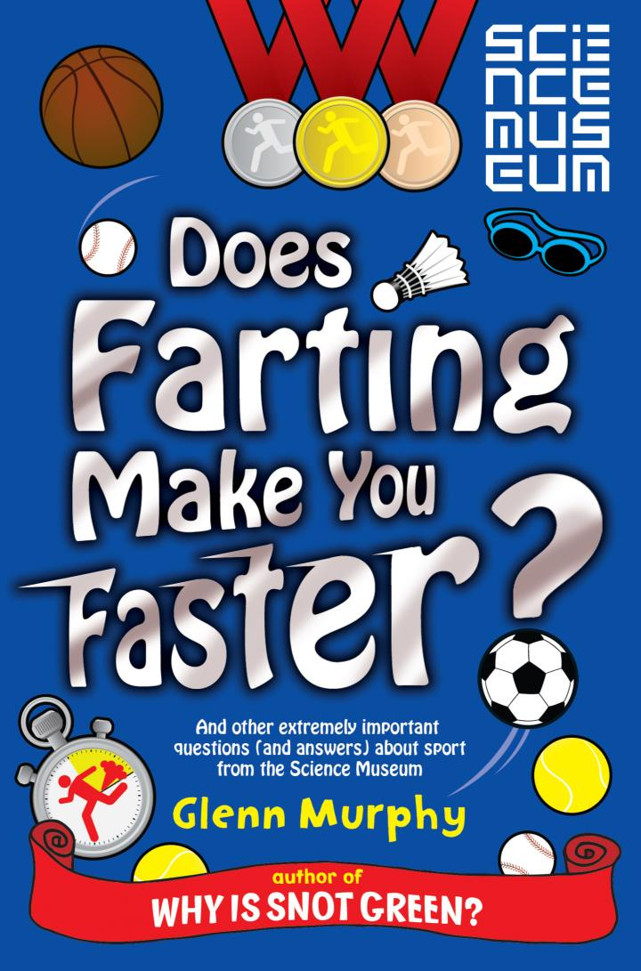 Does farting make you faster?