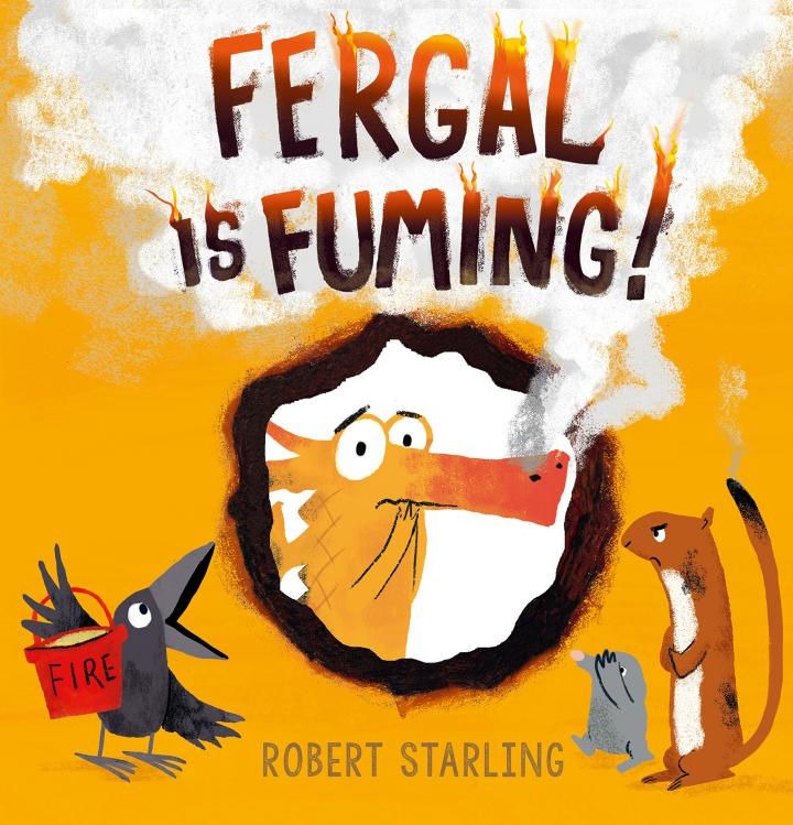 Fergal is Fuming by Robert Starling