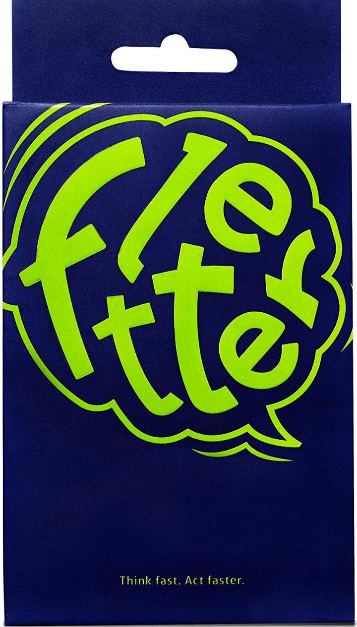 Fletter Card Game