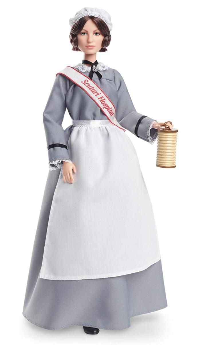 Barbie Florence Nightingale Inspiring Women Doll