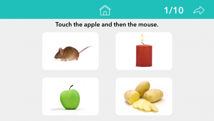 Following Directions by Teach Speech Apps