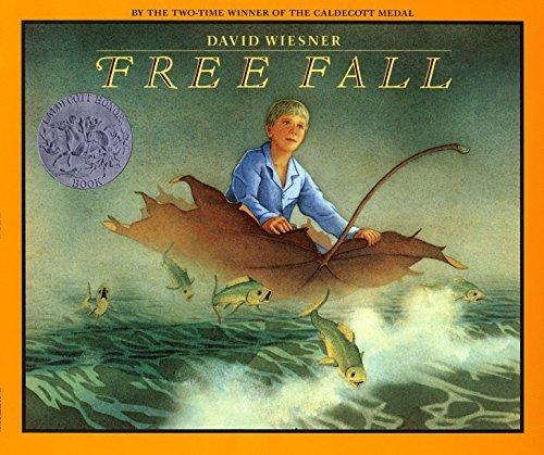 Freefall by David Wiesner