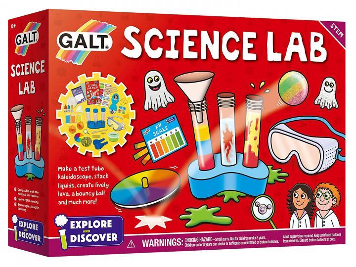 Galt Toys Science Lab Kit
